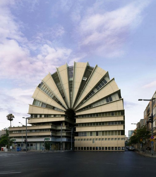 unique 3D architectura building