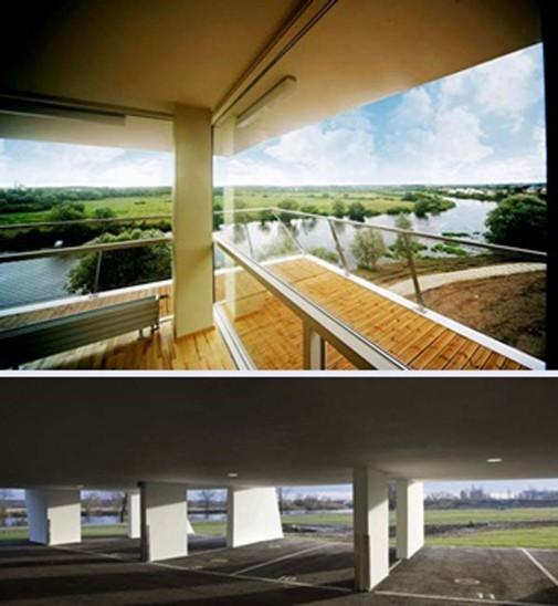 unique hybrid building designs