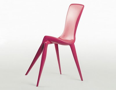 Stylish chair by Vladimir Tsesler