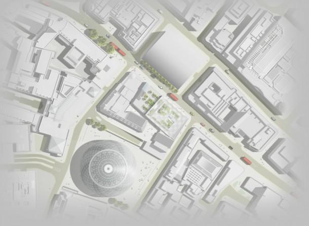 6 bevis marks site plan