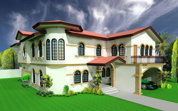Design your home yourself by using 3d designing software