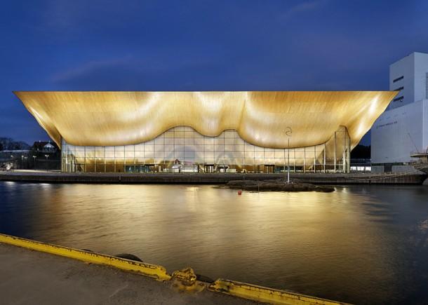 ALA Architects Kilden concert hall