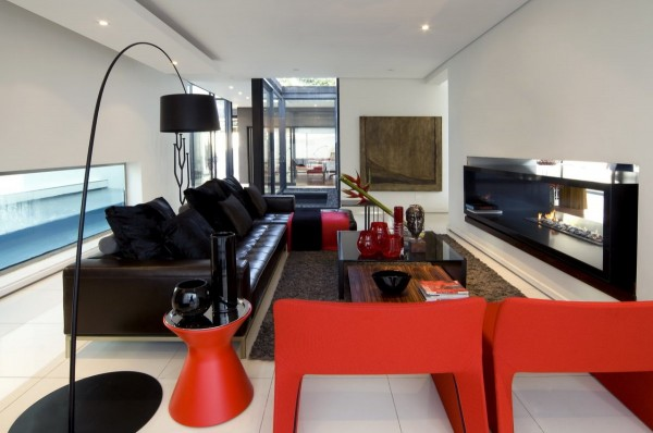 Awesome Living Room Remodel by Nico van der Meulen