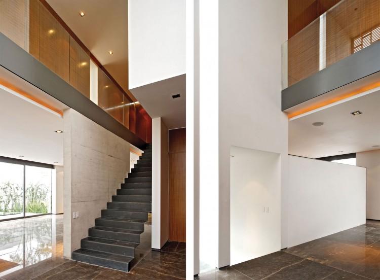 Interior at House X