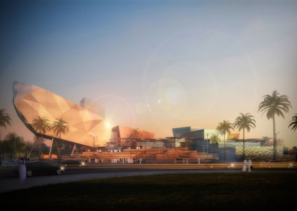 Gleaming cultural centre to rise in Kuwait desert city