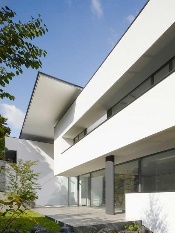 House Heidehof in Stuttgart