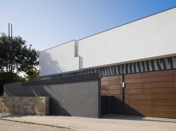 Beautiful House Heidehof Designed by Alexander Brenner Architects