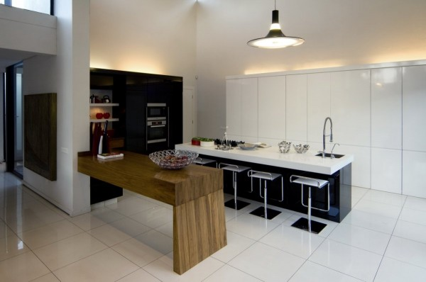 Interior Kitchen Mosi House Remodel by Nico van der Meulen