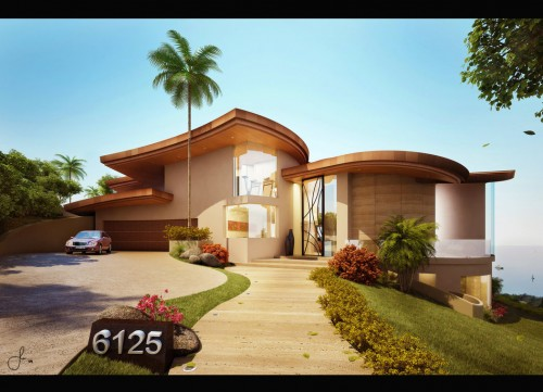 Best Examples of 3D House and Home Architectural Visualizations