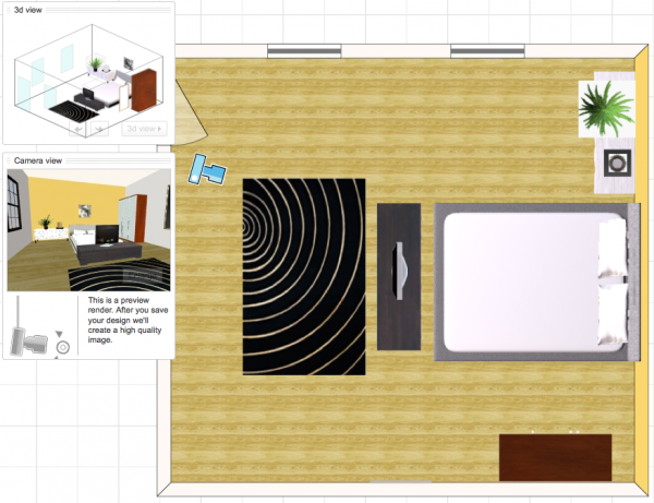MY DECO 3D ROOM PLANNER