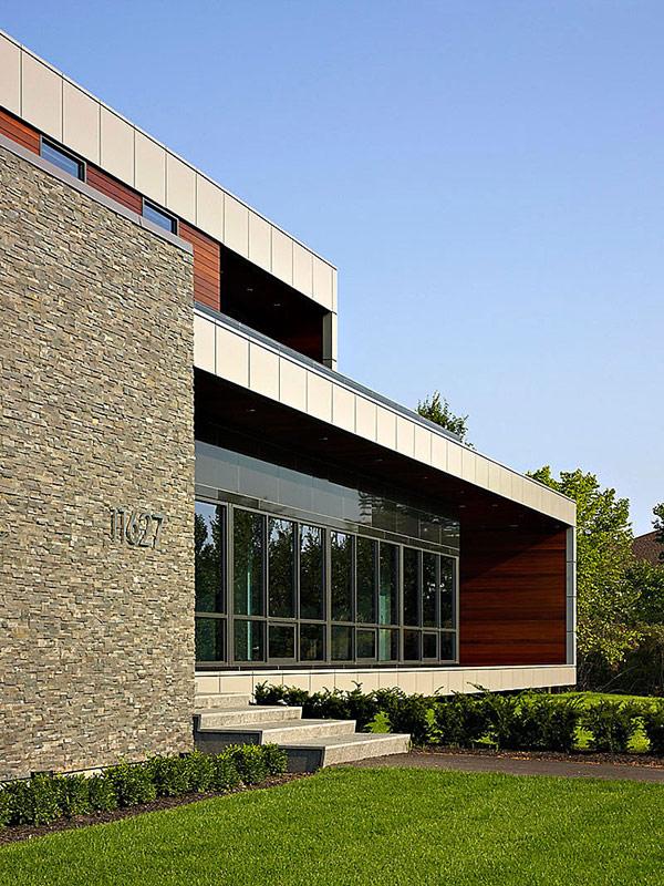 Modern Riverhouse Niagara Canada