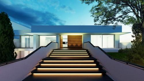 NVZ House Entrance by Ronen Berkermen