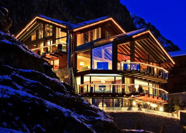 Six Star Luxury Boutique Chalet  Switzerland