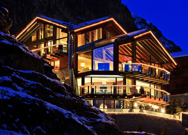 Six Star Luxury Boutique Chalet Zermatt in Switzerland
