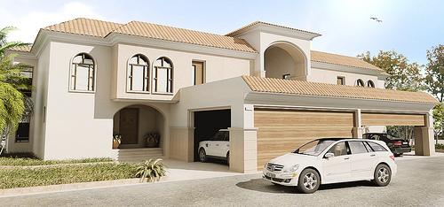 Villa by Abduljabbar Jubbory