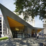 city of london information centre make architects