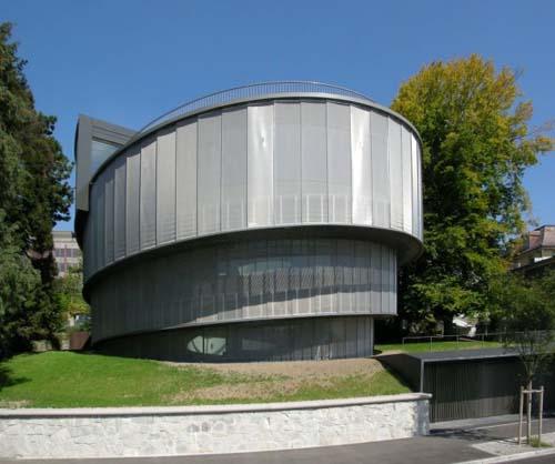 futuristic building design exterior