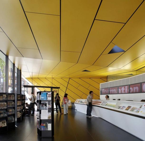 interior city of london information centre