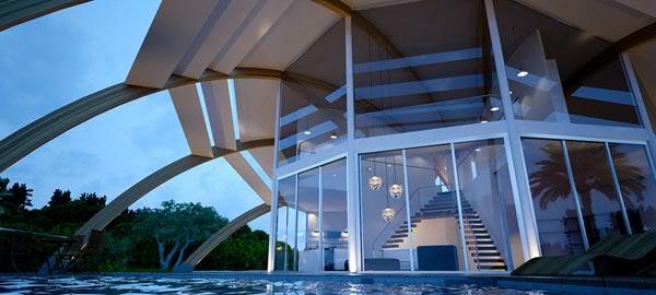 pearl solar home