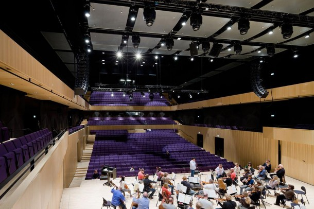 performing arts centre in Norway
