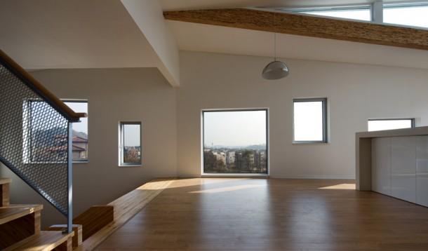 various windows Panorama House