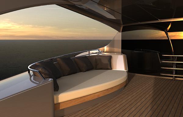 Adastra Luxury Yacht