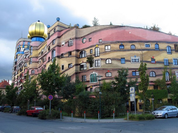 Forest Spiral Building (Darmstadt, Germany)