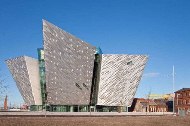 Titanic Belfast by CivicArtsand Todd Architects