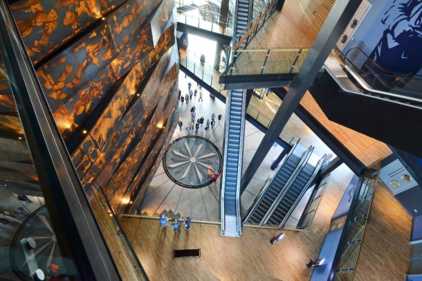 Titanic Belfast by Todd Architects overview