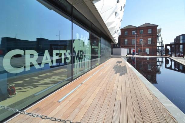 Titanic Craftsmen
