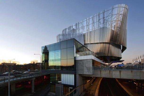 Stockholm Waterfront by white arkitekter