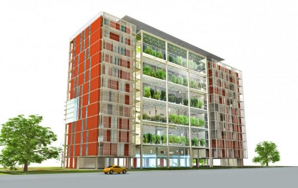 Agro-Housing