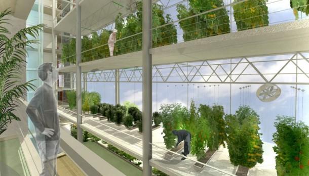 Agro-Housing by Knafo Klimor Architects