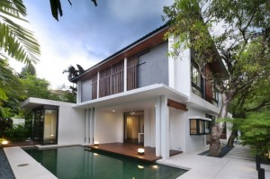 Beautiful Hijauan House by Twenty-Nine Design