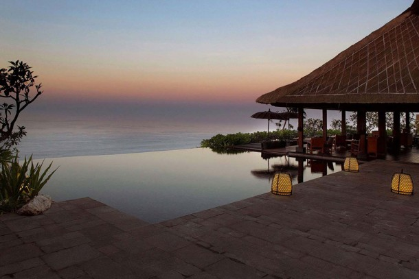 Bulgari Resort Bali Outside