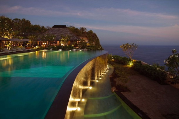 Bulgari Resort Bali with Shaped Pool