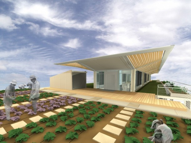Green Housing Project