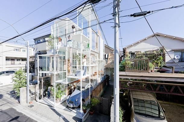 House NA fujimoto