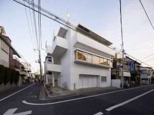 House in Megurohoncho by Torafu Architects