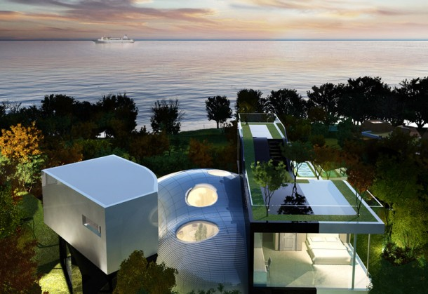 The Cocoon House