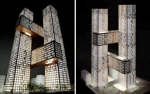 model renderings