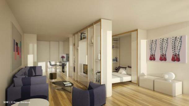 1 Bed Studio