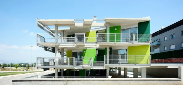 18 VPO social housing project