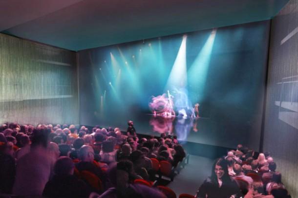 Cultural centre for Bordeaux