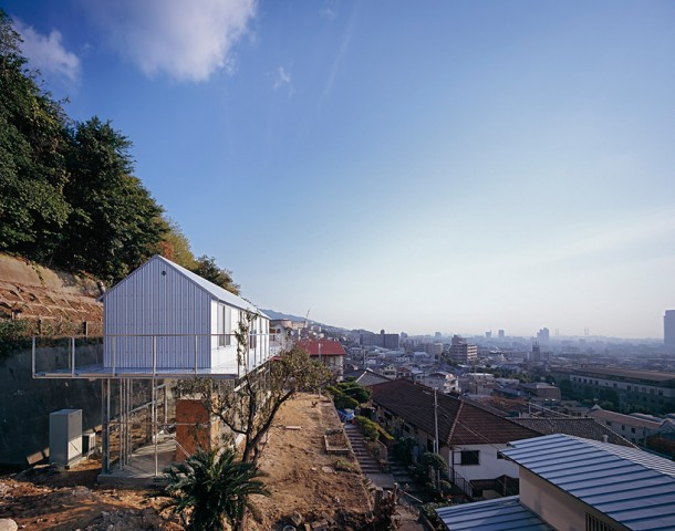 House in Rokko Japan