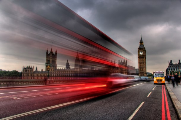 Houses of Parliament London by David Mar Quinto