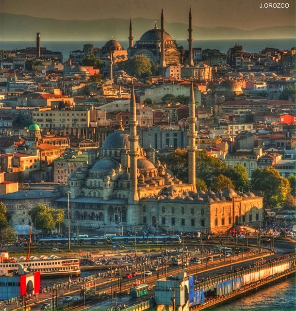 Istanbul by jose orozco