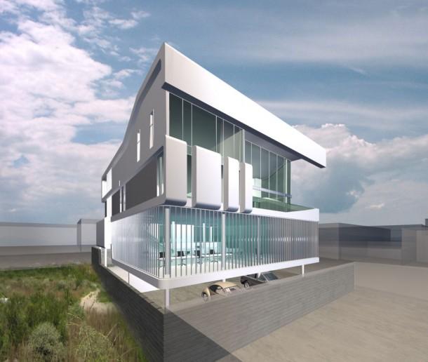 Model Design for Smooth Building