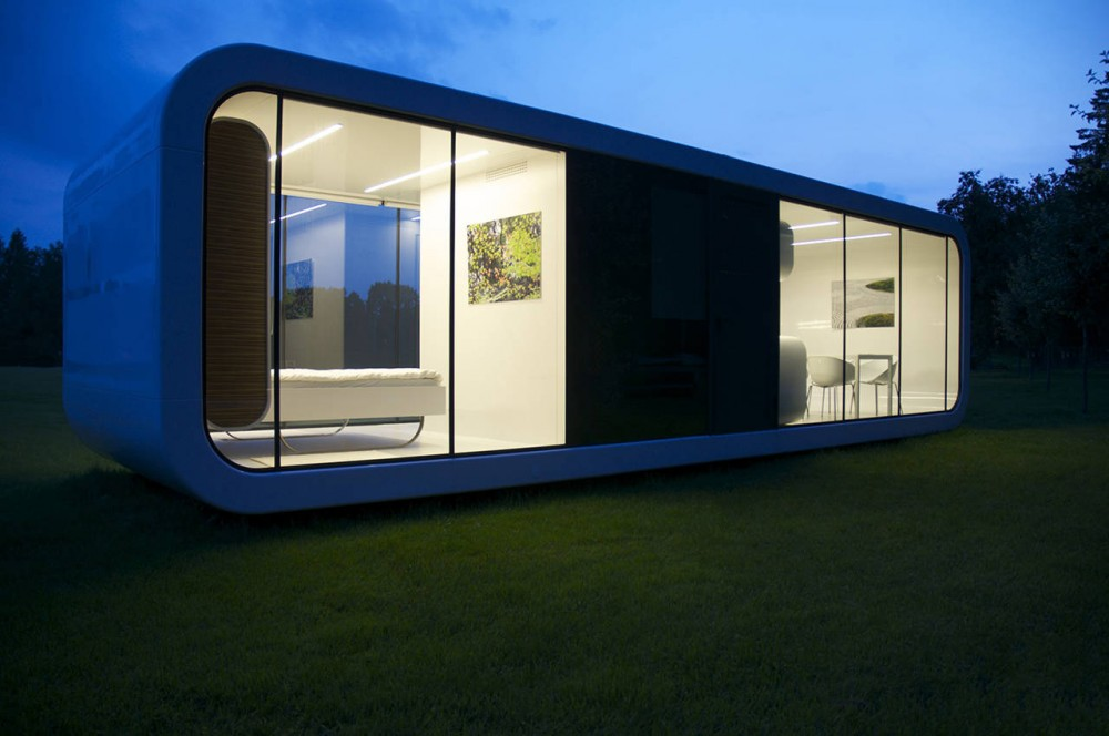 Stylish Modular Unit Homes by Coodo