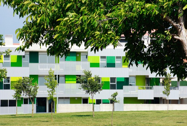 Santa Eugenia Social Housing